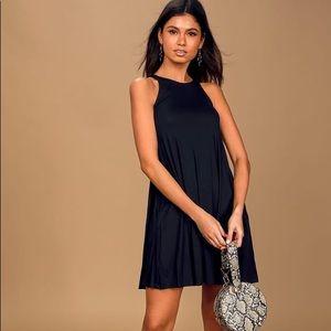Tupelo Honey Black Dress